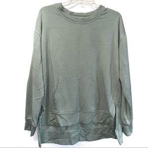 GreenTea Pullover Women's Large